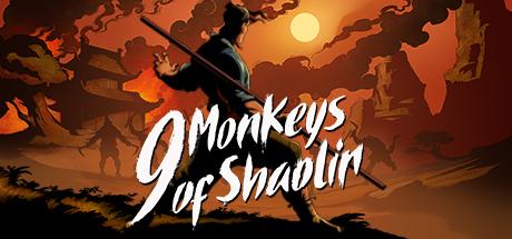 Resultado de imagen para 9 Monkeys of Shaolin