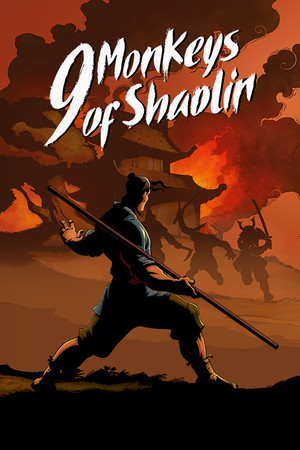 9 Monkeys of Shaolin poster image on Steam Backlog