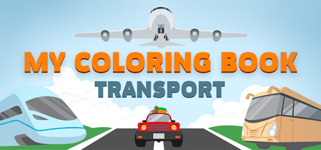 My Coloring Book Transport This Is A Game Which Will Help You Spend Your Time In The Best Way Possible Be Creative And Make Masterpieces Using