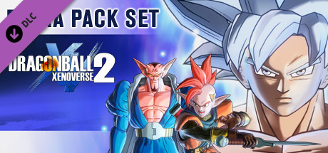 DRAGON BALL XENOVERSE 2 - Extra Pack Set