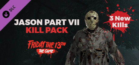 Friday the 13th: The Game - Jason Part 7 Machete Kill Pack