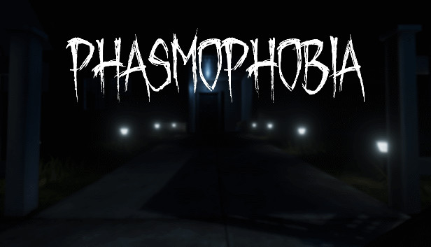 Save 10% on Phasmophobia on Steam