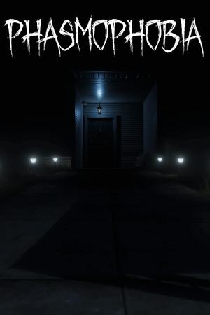 Phasmophobia poster image on Steam Backlog