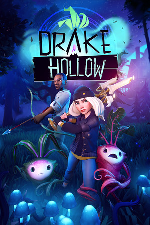 Drake Hollow poster image on Steam Backlog
