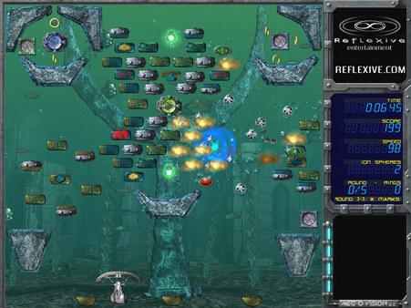 Скриншот из Ricochet Lost Worlds Demo