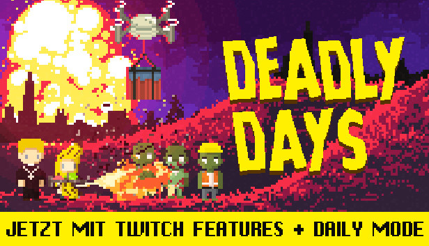 Deadly Days on Steam