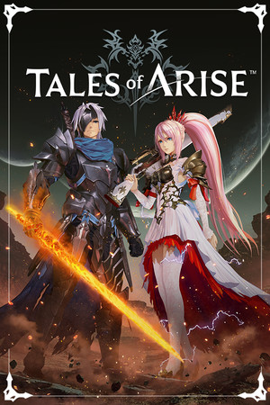 Tales of Arise poster image on Steam Backlog