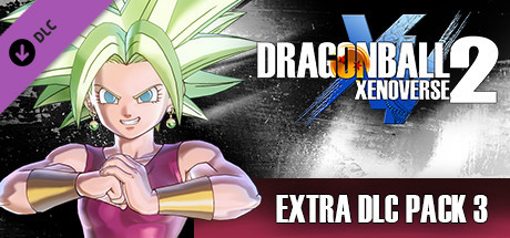 Купить DRAGON BALL XENOVERSE 2 - Extra DLC Pack 3