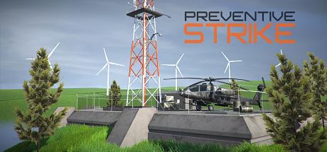 Preventive Strike cover art