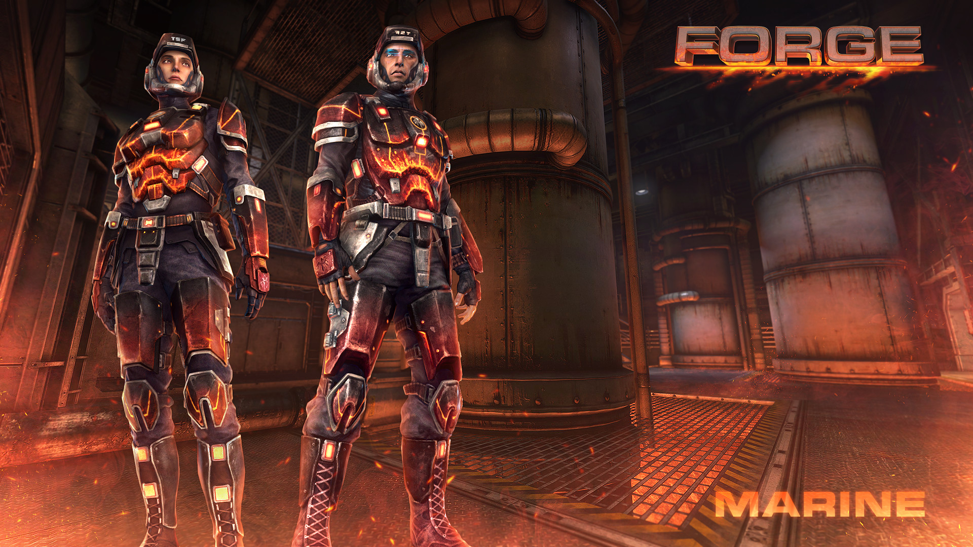 Natural Selection 2 - Forge Pack