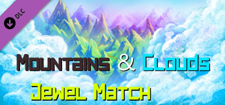 Mountains & Clouds Jewel Match
