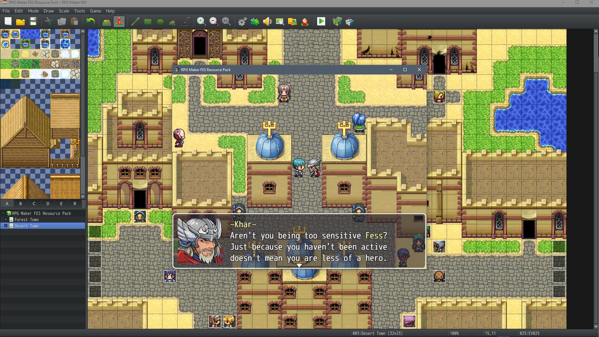 RPG Maker MV - FES Resource Pack on Steam