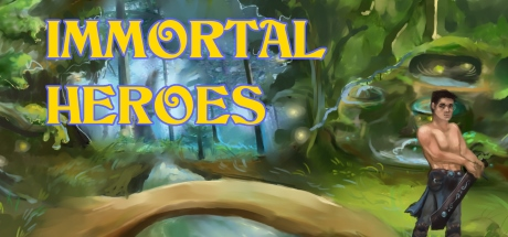 Teaser image for Immortal Heroes