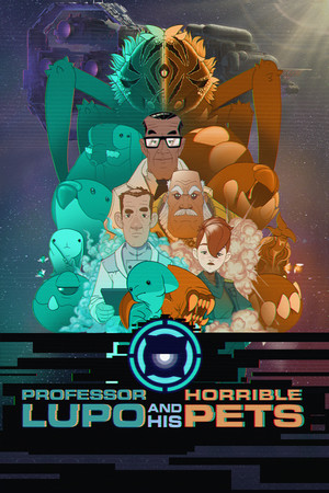 Professor Lupo and his Horrible Pets poster image on Steam Backlog