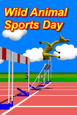 Wild Animal Sports Day poster image on Steam Backlog