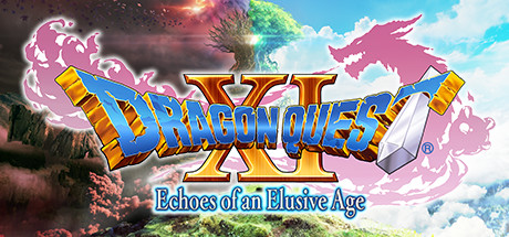 DRAGON QUEST XI Echoes of an Elusive Age – Digital Edition of Light Capa