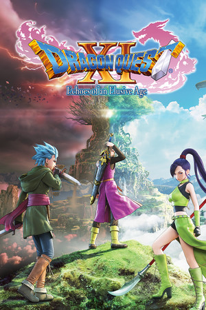 DRAGON QUEST XI: Echoes of an Elusive Age - Digital Edition of Light poster image on Steam Backlog