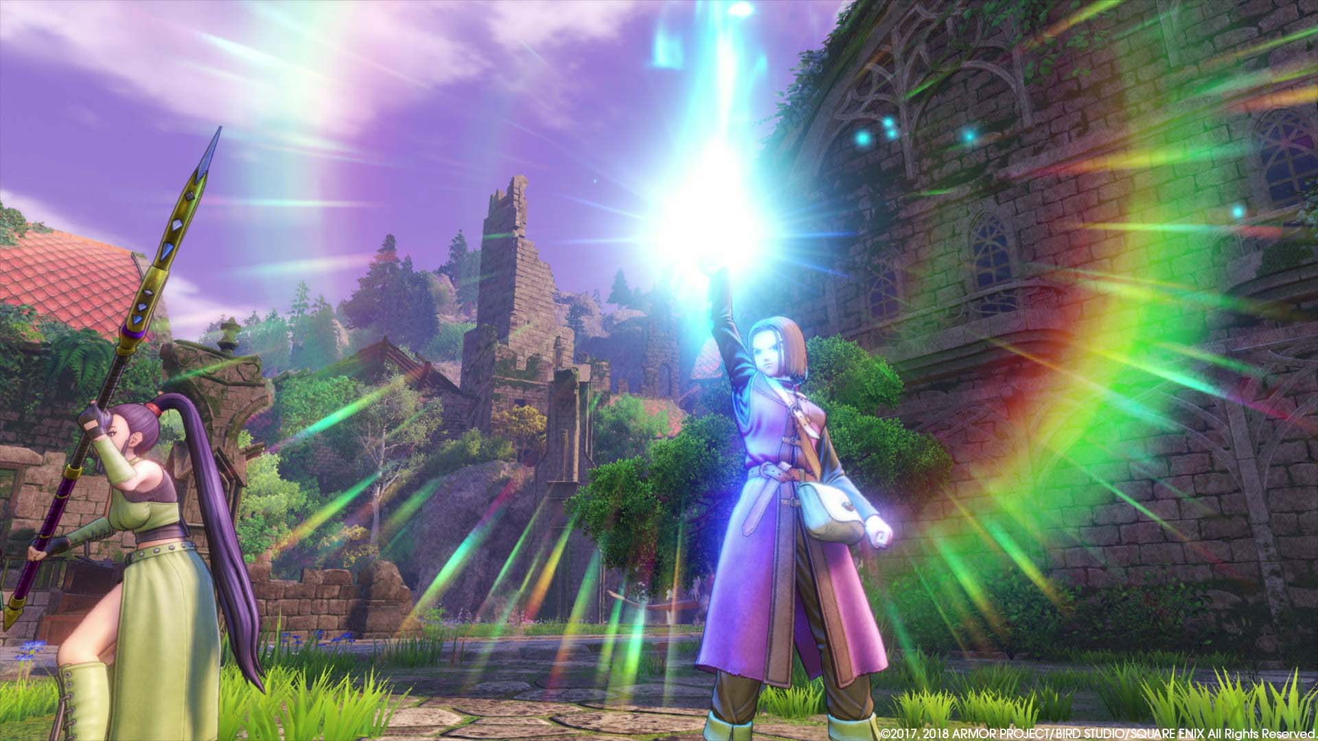 Dragon Quest Xi Echoes Of An Elusive Age Digital Edition Korea Ps2 Controller Wiring Diagram Light On Steam