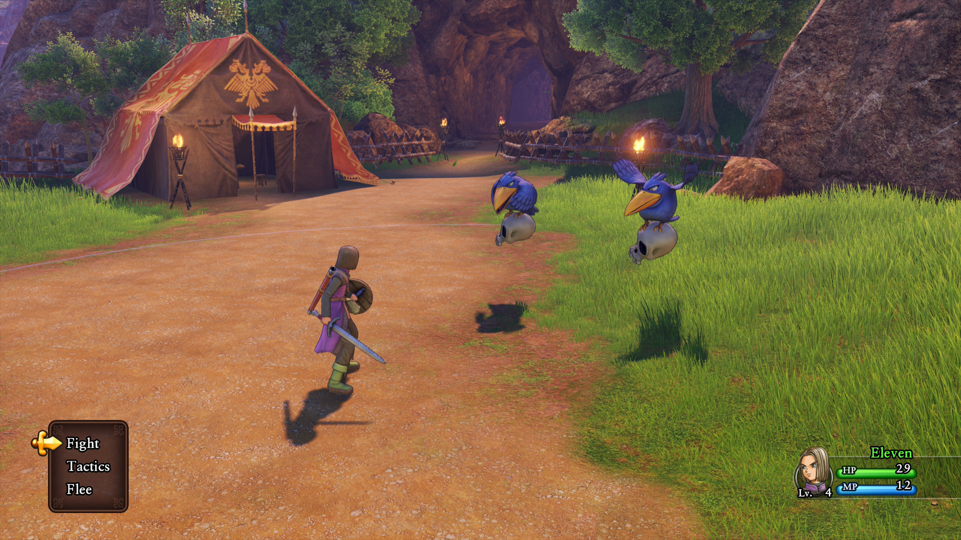 Dragon Quest XI: Echoes of an Elusive Age Screenshot 2