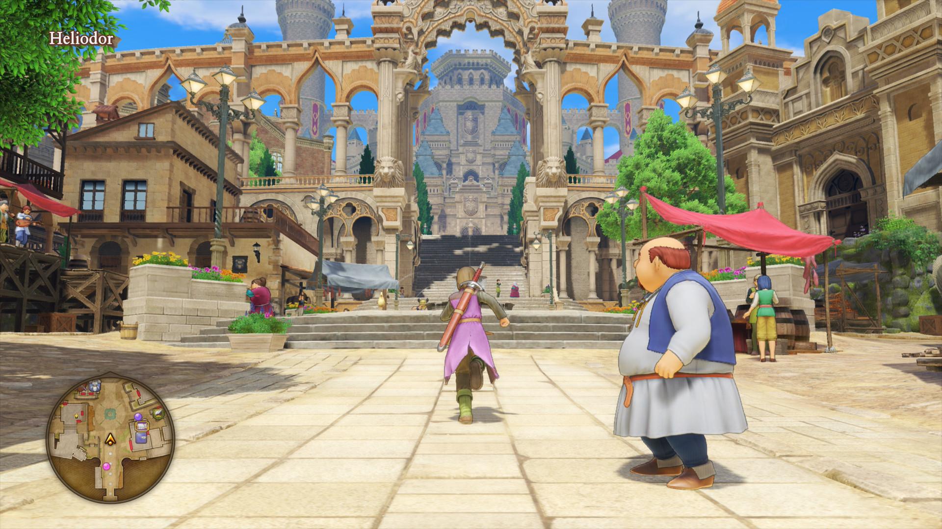 Dragon Quest XI: Echoes of an Elusive Age Screenshot 1