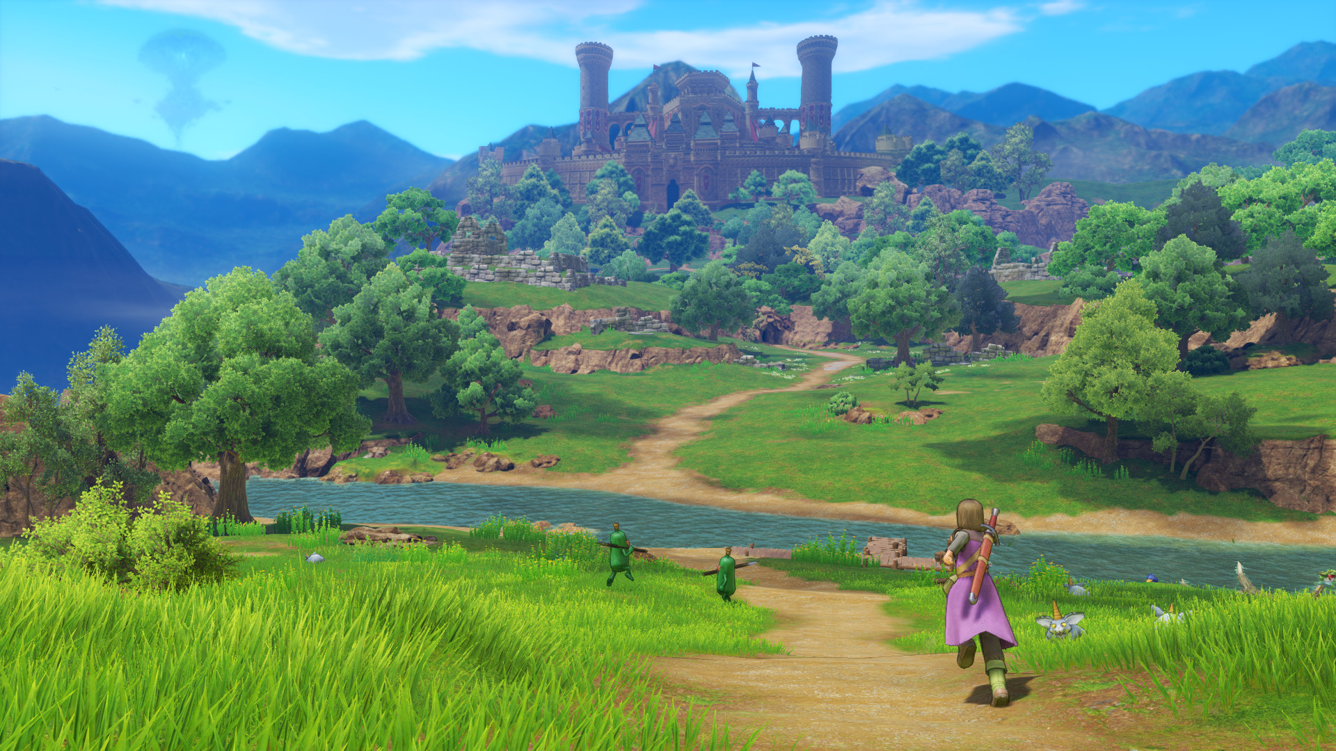DRAGON QUEST XI: Echoes of an Elusive Age (2018/PC/ENG)   Лицензия