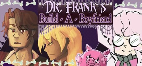 Dr. Frank's Build a Boyfriend