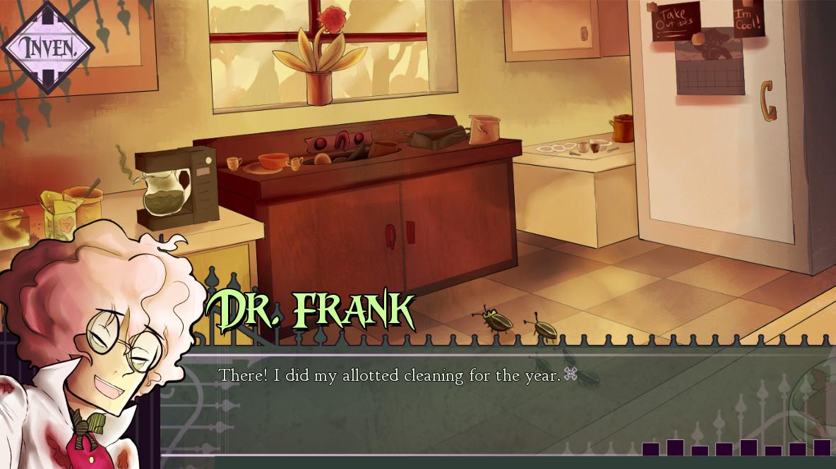 Dr Frank S Build A Boyfriend