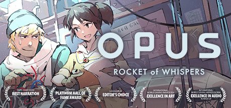 OPUS: Rocket of Whispers Header