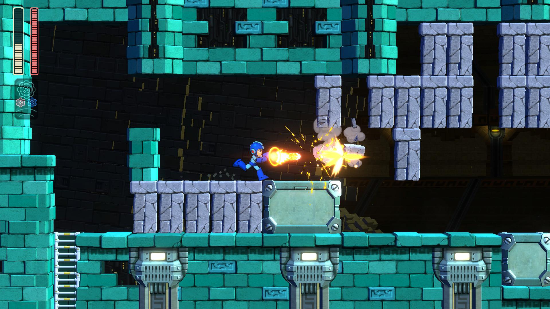 Mega Man 11 Torrent Download