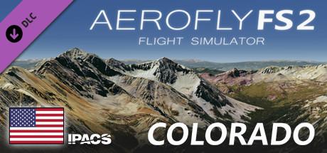 Aerofly FS 2 - USA Colorado