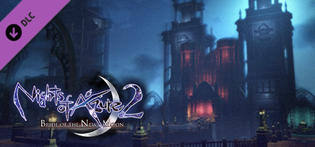 Nights of Azure 2 - Side story, Time Drifts Through the Moonlit Night
