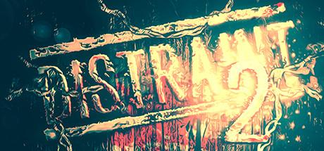 DISTRAINT 2 cover art
