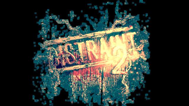 DISTRAINT 2 logo