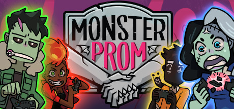 Monster prom on steam you have 3 weeks to get a date for monster prom go through absurd and funny situations raise your stats and seduce one of your classmates solutioingenieria Images