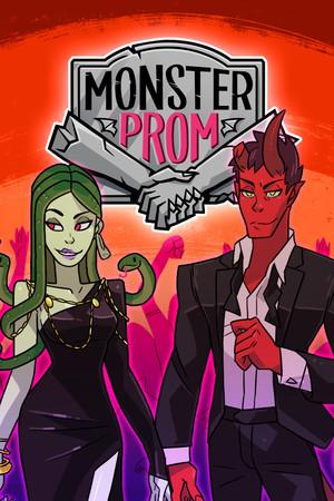 Monster Prom poster image on Steam Backlog