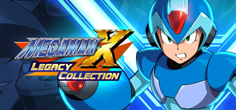 Mega Man X Legacy Collection Capa