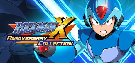 steam mega man x legacy collection ロックマンx アニバーサリー