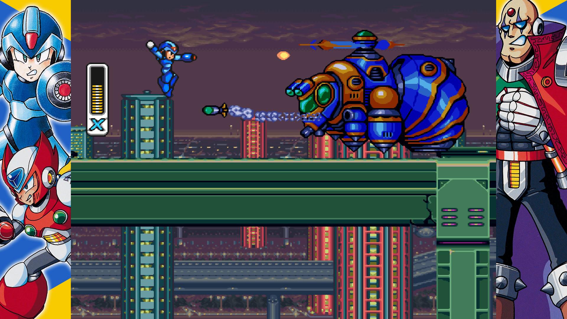 Mega Man X Legacy Collection / ロックマンX アニバーサリー コレクション