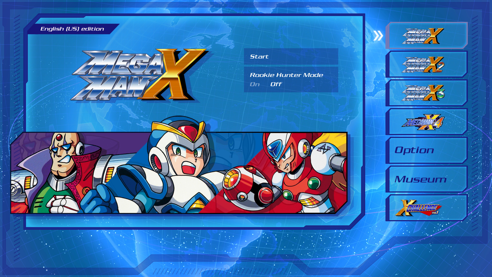 mega man x4 mobile apk