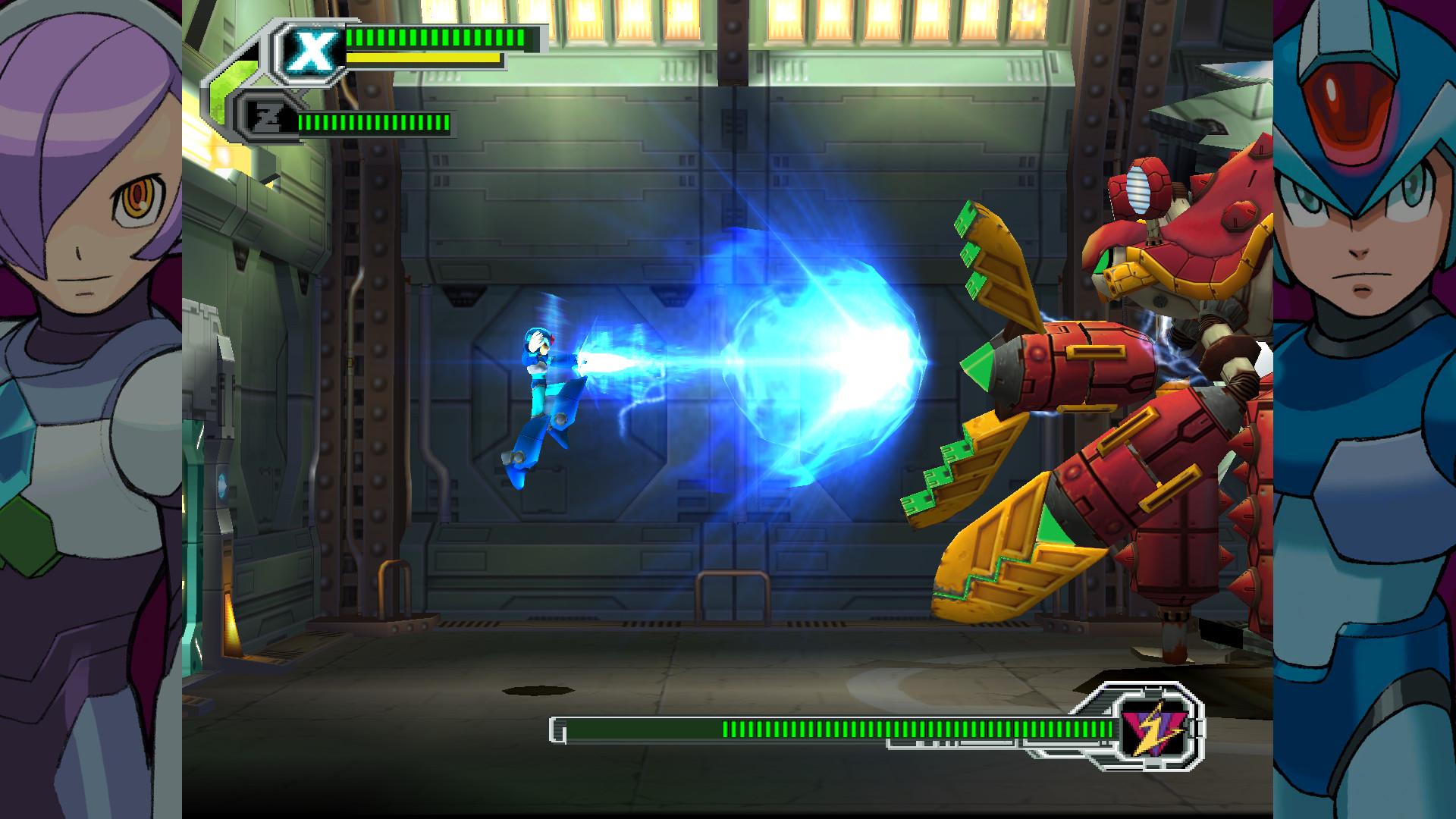 Mega Man X Legacy Collection 2 / ロックマンX アニバーサリー コレクション 2