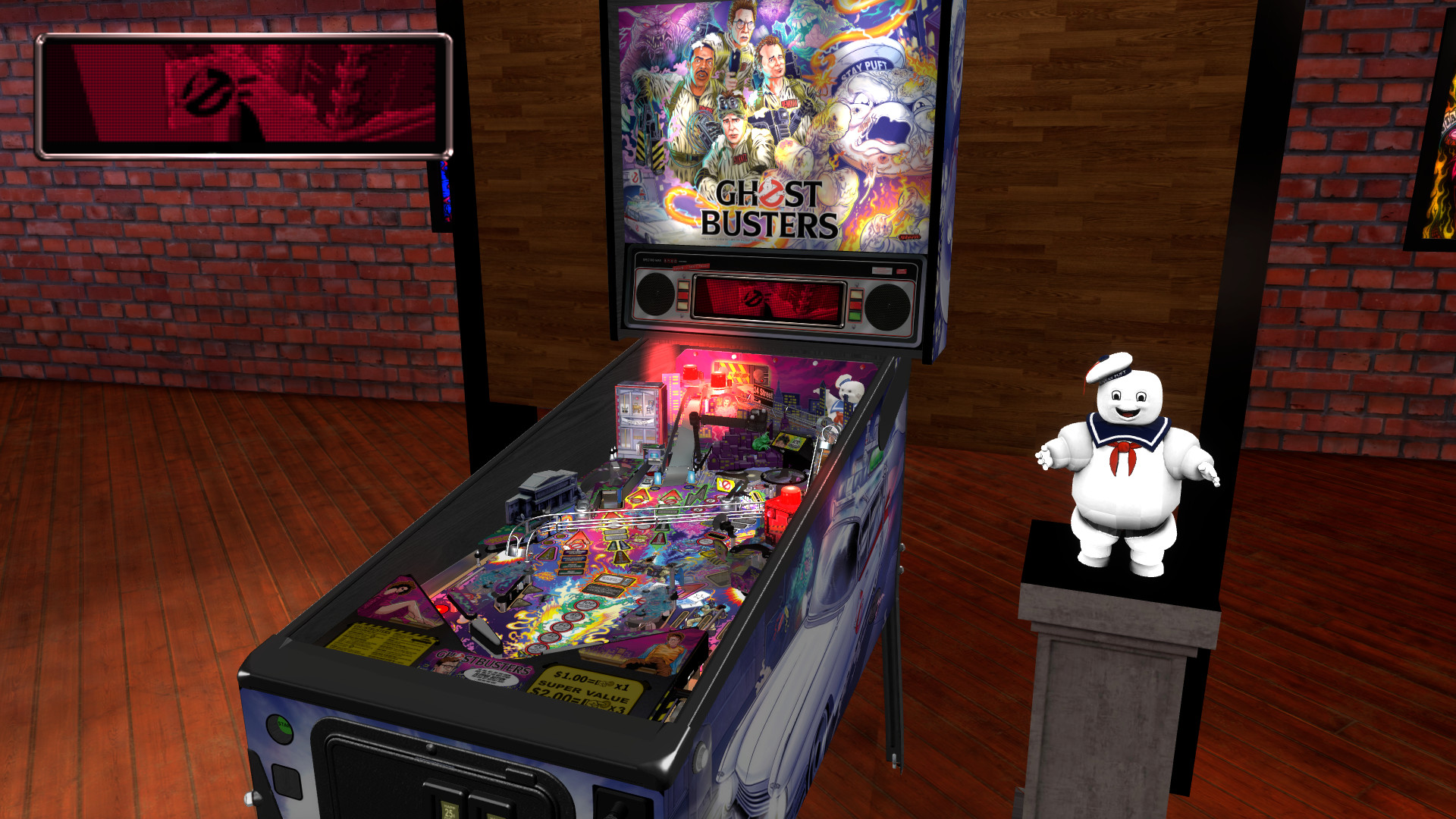 Stern Pinball Arcade: Ghostbusters™ Premium