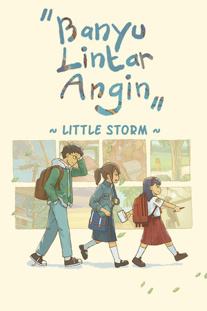 Banyu Lintar Angin - Little Storm - poster image on Steam Backlog