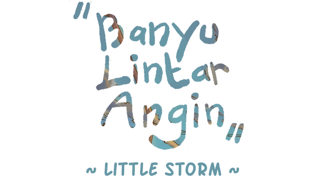 Banyu Lintar Angin - Little Storm - logo