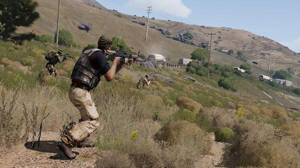 Arma 3 Tac-Ops Mission Pack