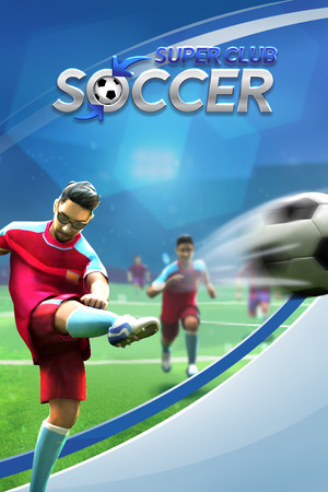 Super Club Soccer poster image on Steam Backlog