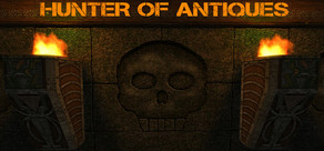 Hunter of antiques cover art