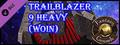 Fantasy Grounds - Trailblazer 9 Heavy (WOiN)-dlc