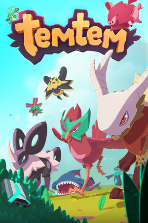 Temtem poster image on Steam Backlog