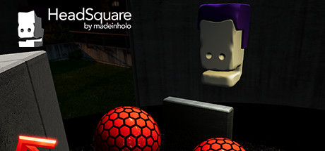 HeadSquare - Multiplayer VR Ball Game
