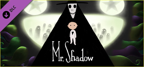 Mr. Shadow - Illustrated book
